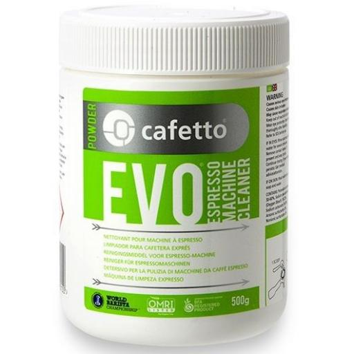 Cafetto Evo Espresso Machine Cleaner - 500g