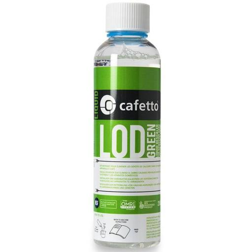 Cafetto EVO Liquid Descaler - 250ml