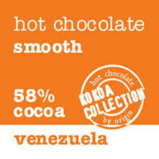 Kokoa Collection Venezuela 58% Hot Chocolate - 1kg