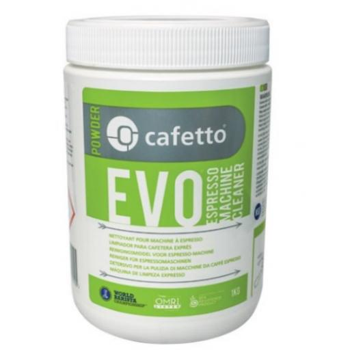 Cafetto Evo - Organic Espresso Machine Cleaner - 1kg Tub
