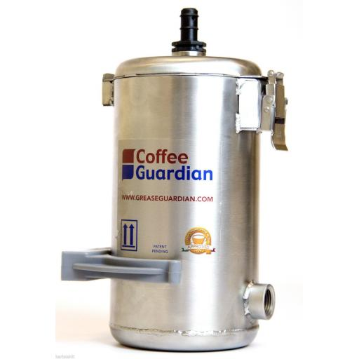 Coffee Guardian ST2 Mini Coffee Grounds Waste Filter
