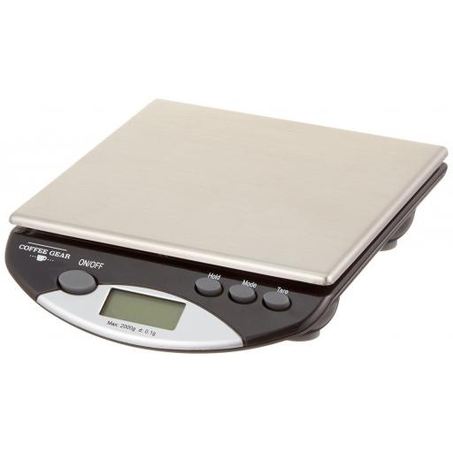 Coffee Gear Digital Bench Scale - 2kg